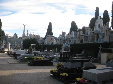 Chateau cemetery