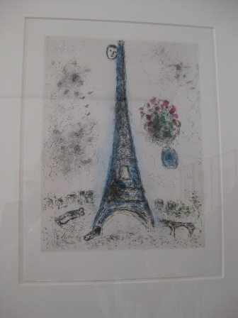 Chagall artwork
