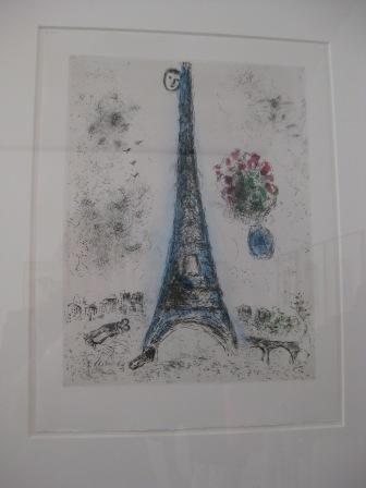Chagall artwork