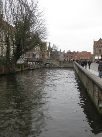 "Brugge: ""the Venice of the North"""